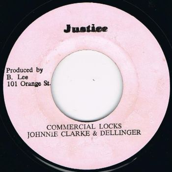 JOHNNIE CLARKE & DELLINGER - COMMERCIAL LOCKS