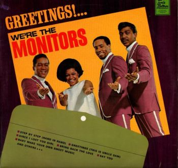 MONITORS - GREETINGS!... WE'RE THE MONITORS