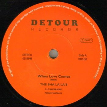 SHA LA LA'S - WHEN LOVE COMES
