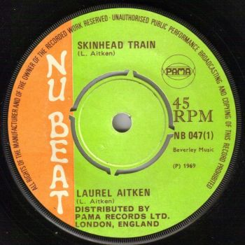LAUREL AITKEN - SKINHEAD TRAIN