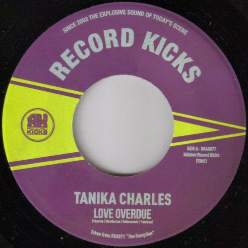 TANIKA CHARLES - LOVE OVERDUE