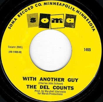 DEL COUNTS - WITH ANOTHER GUY / WHAT IS THE REASON