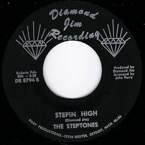 STEPTONES - STEPIN HIGH
