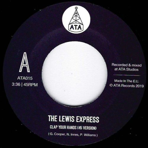 LEWIS EXPRESS - CLAP YOUR HANDS