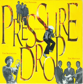 VARIOUS ARTISTS - PRESSURE DROP EP
