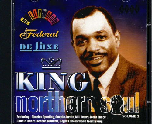 KING NORTHERN SOUL VOL 2 CD