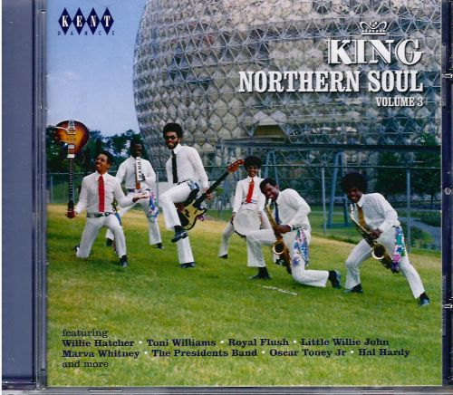 KING NORTHERN SOUL VOL 3 CD