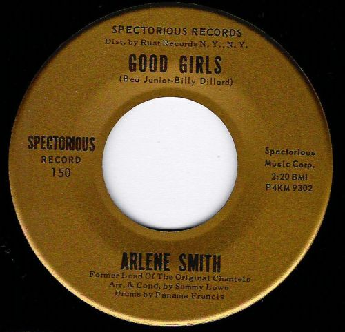 ARLENE SMITH - GOOD GIRLS