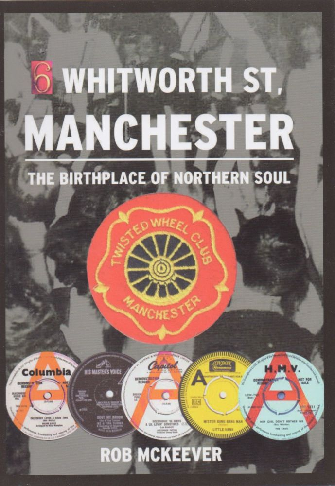 ROB MCKEEVER - WHITWORTH ST, MANCHESTER - NEW TWISTED WHEEL BOOK