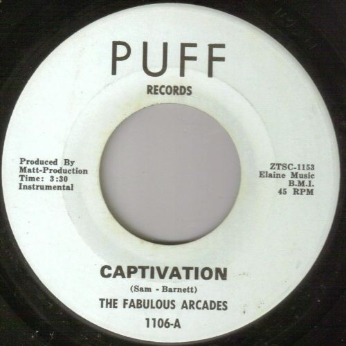 FABULOUS ARCADES - CAPTIVATION