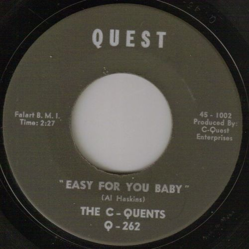 C-QUENTS - EASY FOR YOUR BABY