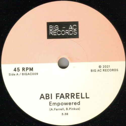 ABI FARRELL - EMPOWERED/ I WILL SEE YOU THOUGH
