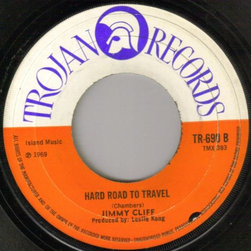 JIMMY CLIFF - HARD ROAD TO TRAVEL