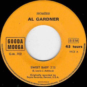 AL GARDNER - SWEET BABY