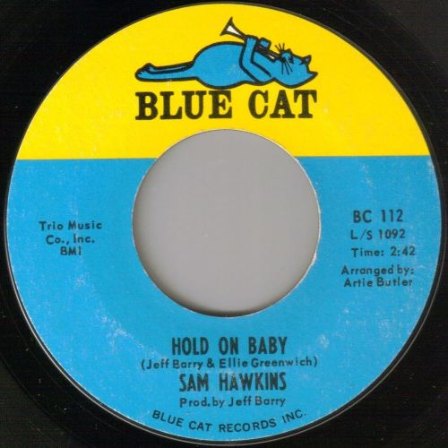 SH270521- HOLD ON BABY/ BAD AS THEY COME