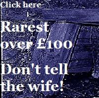 1. Rarest over £100