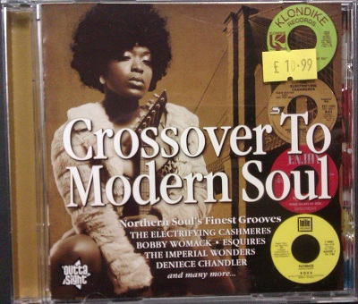 VA - Crossover To Modern Soul