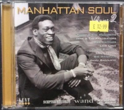 VA - Manhattan Soul