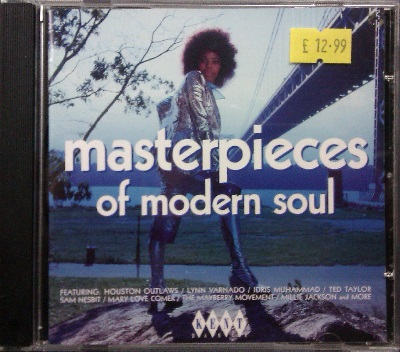 VA - Masterpieces Of Modern Soul