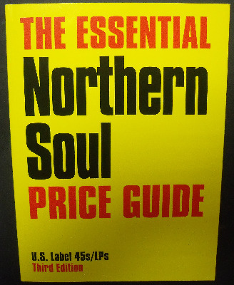 Essential Northern Soul Price Guide - Tim Brown