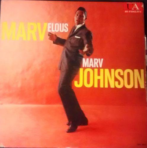 Marv Johnson - Marvelous