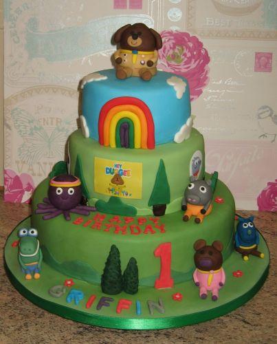 Hey Duggie cake