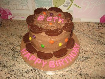 Beth chocolate cake