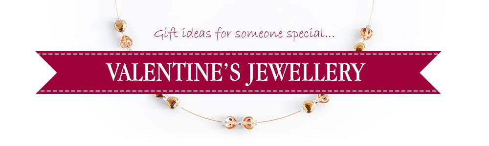 valentine\'s jewellery banner