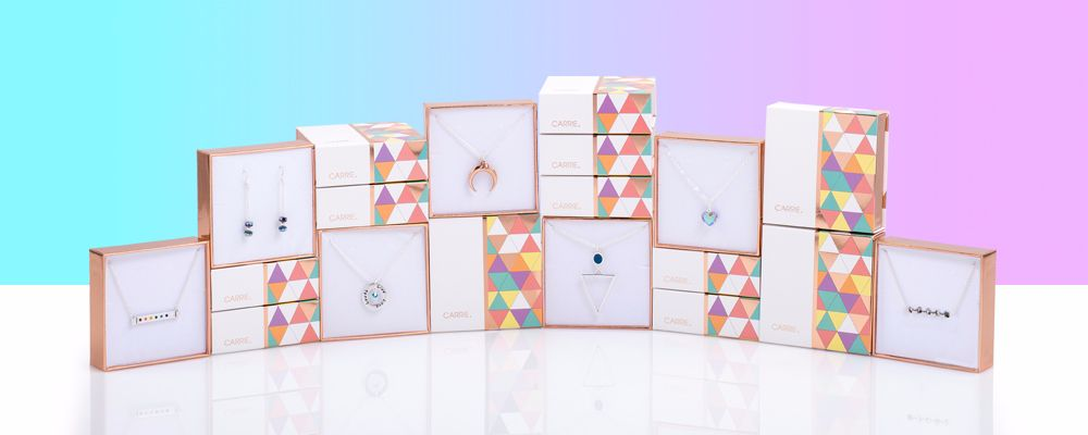 Carrie AW17 Boxes