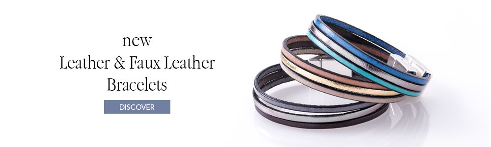Leather Charm Bracelet Banner Autumn 2018 V2