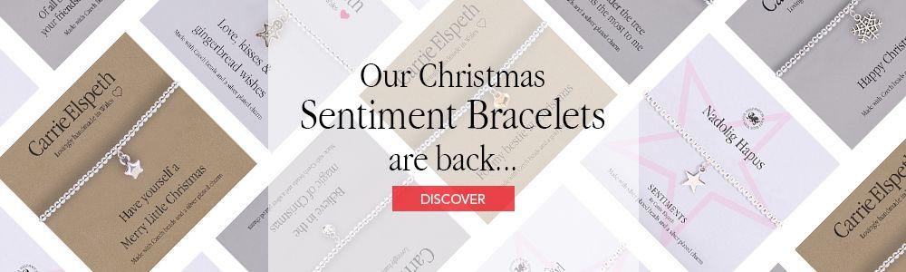 Christmas Sentiment Bracelets 2018 Banner V2