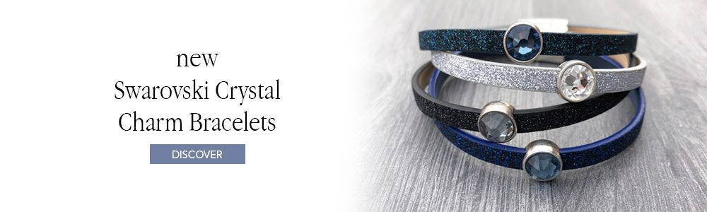 New Swarovski Charm Bracelet Banner Christmas 2018