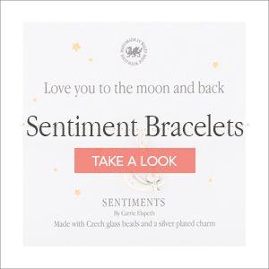 Sentiment Bracelets Home Page Spring 2019