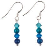 Ocean Crystal Miracle Earrings - RRP £19.99