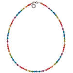 Rainbow Crystal Miracle Necklace - RRP £59.99