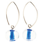 Blue Oxygen Earrings - RRP £29.99
