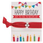 mcb027 happy birthday greeting card collection
