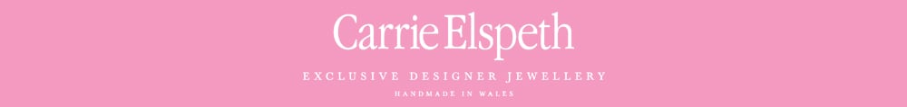 Carrie Elspeth, site logo.