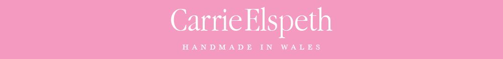 Carrie Elspeth, site logo.