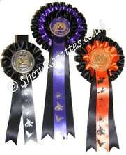 Best Costume Rosettes Set