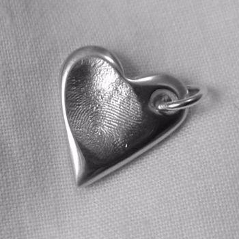 Fingerprint charm