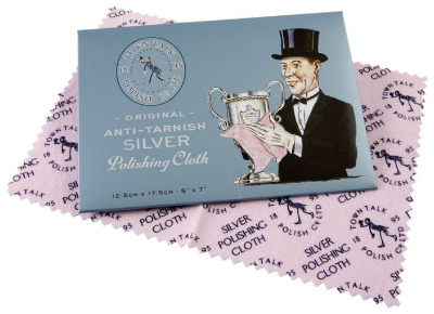 SILVER CLEANING CLOTHS