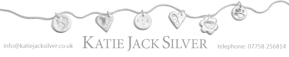 www.katiejacksilver.co.uk, site logo.
