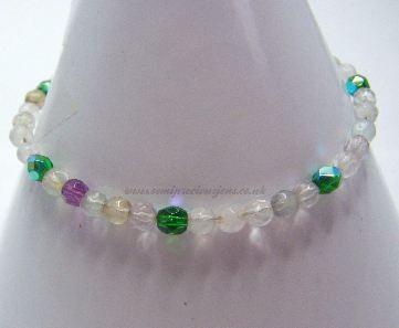 FL-GB-B  Flourite Bracelet