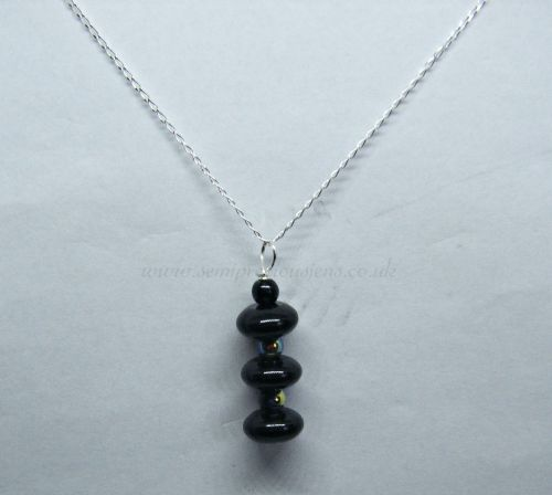 Black Agate Necklace