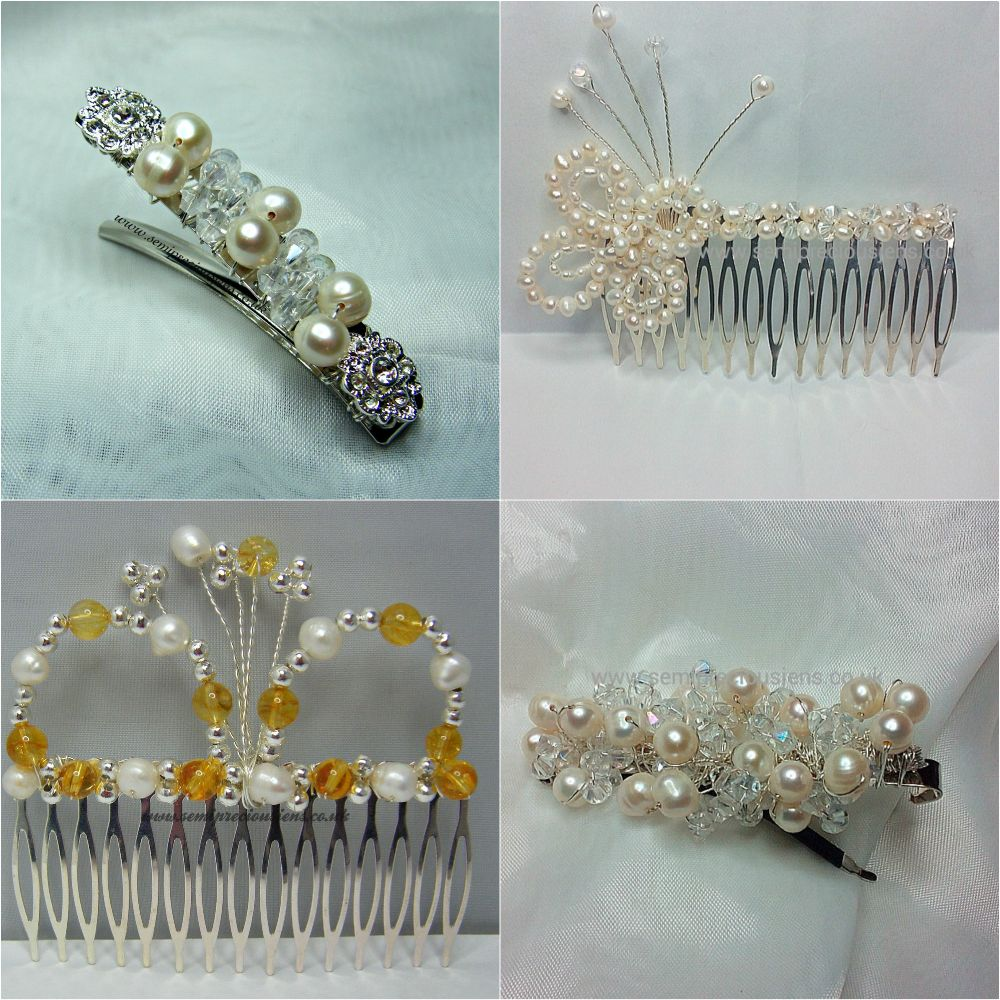 HAIR COMBS/HAIR CLIPS & PINS