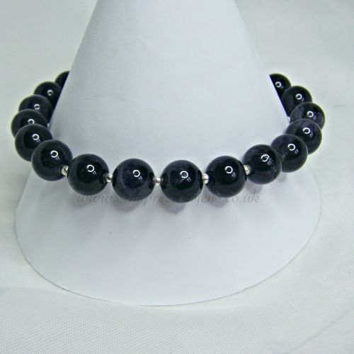 A-SS-B Amethyst Bracelet