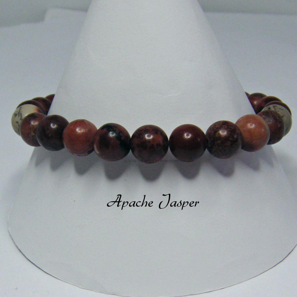 Apache Jasper Elastic Stretch Bracelet