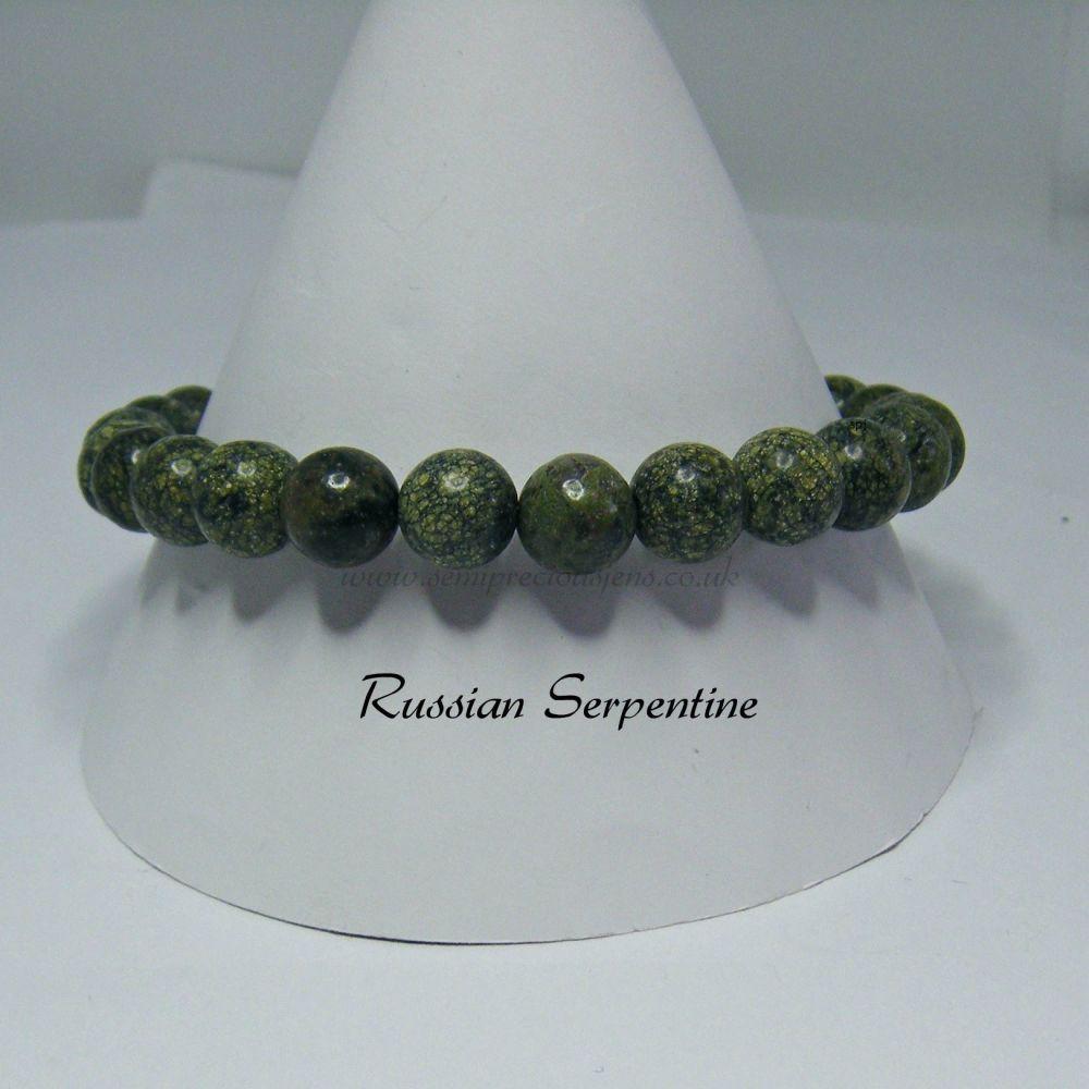 Russian Serpentine Stretch Elastic Bracelet