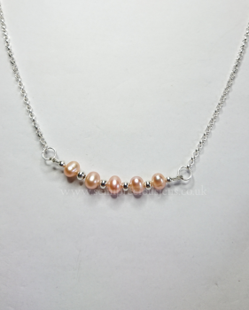 Freshwater Pearl Chain Necklaces